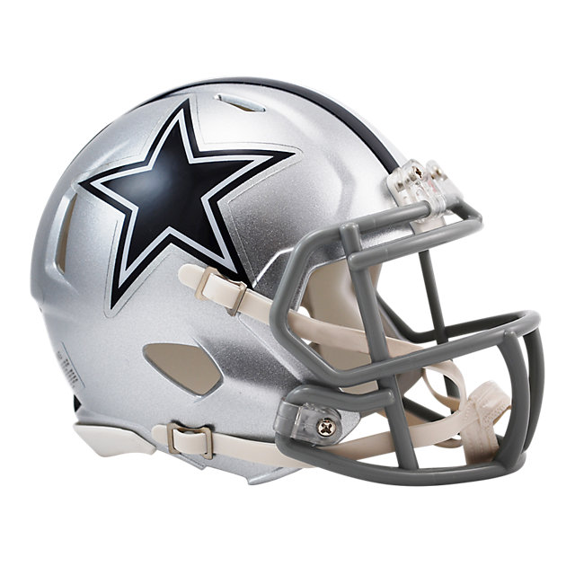 Dallas Cowboys Speed Mini Replica Helmet