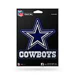 Dallas Cowboys Bling Die Cut Decal
