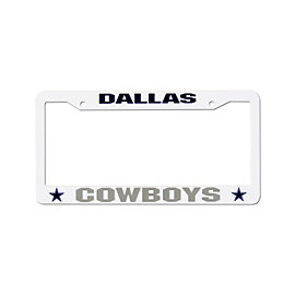 Dallas Cowboys Plastic Auto Frame