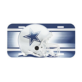 Dallas Cowboys License Plate