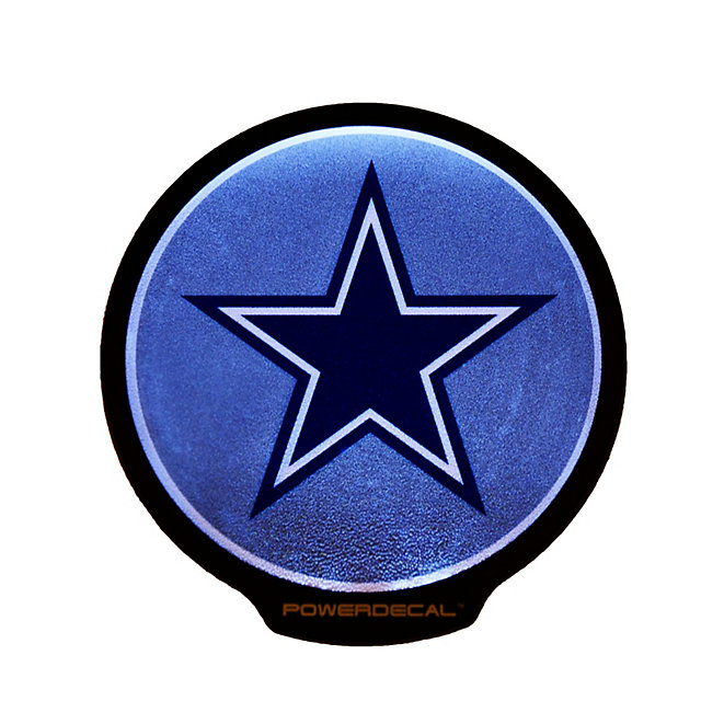 Dallas Cowboys Power Decal