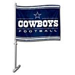 Dallas Cowboys Football Car Flag
