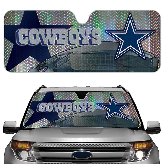 Dallas Cowboys Auto Sunshade