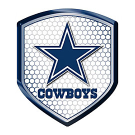 Dallas Cowboys Shield Auto Reflector