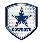Dallas Cowboys Shield Auto Reflector