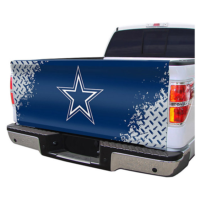 Dallas Cowboys Fabric Tailgate Cover