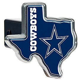 Dallas Cowboys Texas Trailer Hitch Cover
