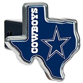 Dallas Cowboys Texas Trailer Hitch Cover