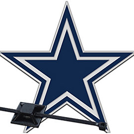 Dallas Cowboys Front Grill Emblem