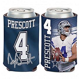 Dallas Cowboys Dak Prescott Koozie