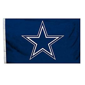 Dallas Cowboys 3x5 Logo Flag