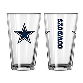 Dallas Cowboys 16 oz Gameday Pint