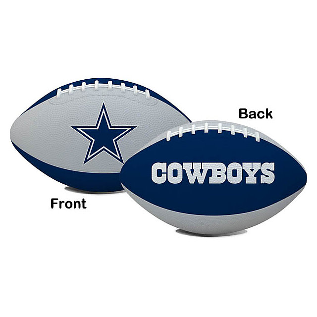 Dallas Cowboys Hail Mary Youth Size Football