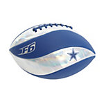Dallas Cowboys F-6 Metallic Junior Football