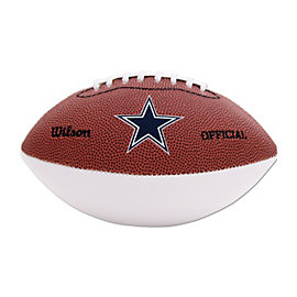 Dallas Cowboys Team Mini Autograph Football
