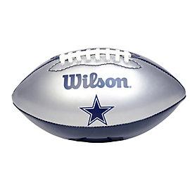 Dallas Cowboys Junior Underglass Football