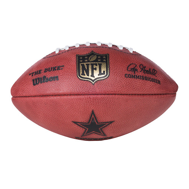 Dallas Cowboys Wilson Junior Game Football