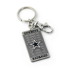 Dallas Cowboys Field Multi-Level Keyring