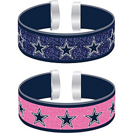 Dallas Cowboys 2-Pack Sparkle Bracelets