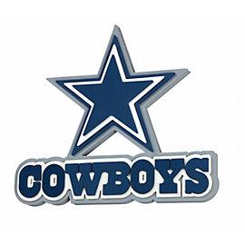 Dallas Cowboys Wordmark Foam Sign