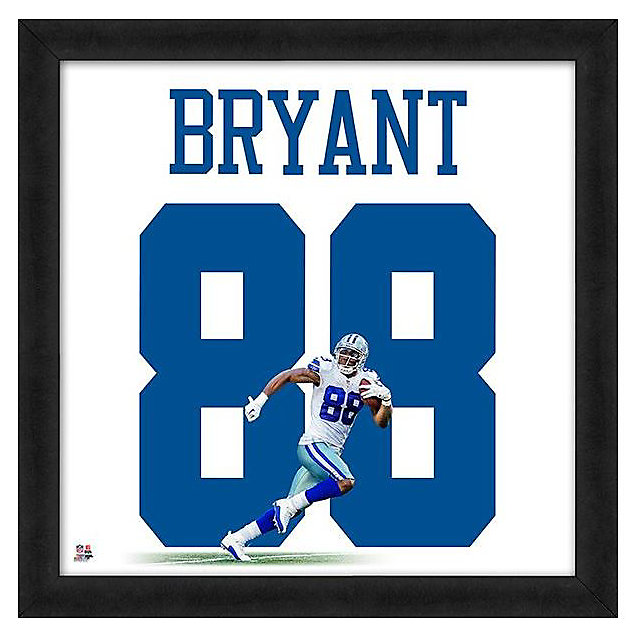 Dallas Cowboys Dez Bryant Uniframe