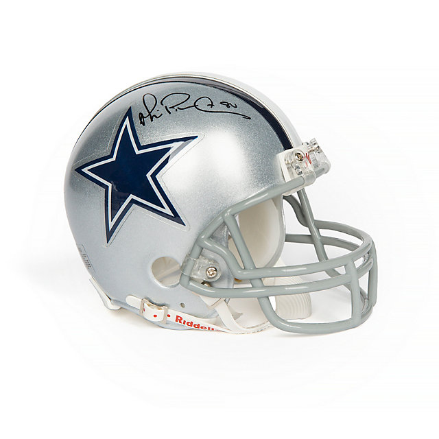 Dallas Cowboys Michael Irvin Autographed Mini Helmet