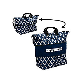 Dallas Cowboys Expandable Tote