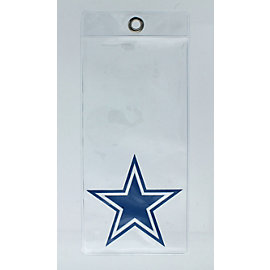 Dallas Cowboys Large Star Ticket Holder