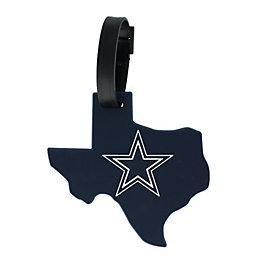 Dallas Cowboys State of Texas Bag Tag