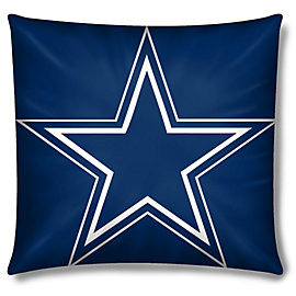 "Dallas Cowboys 15"" Printed Toss Pillow"
