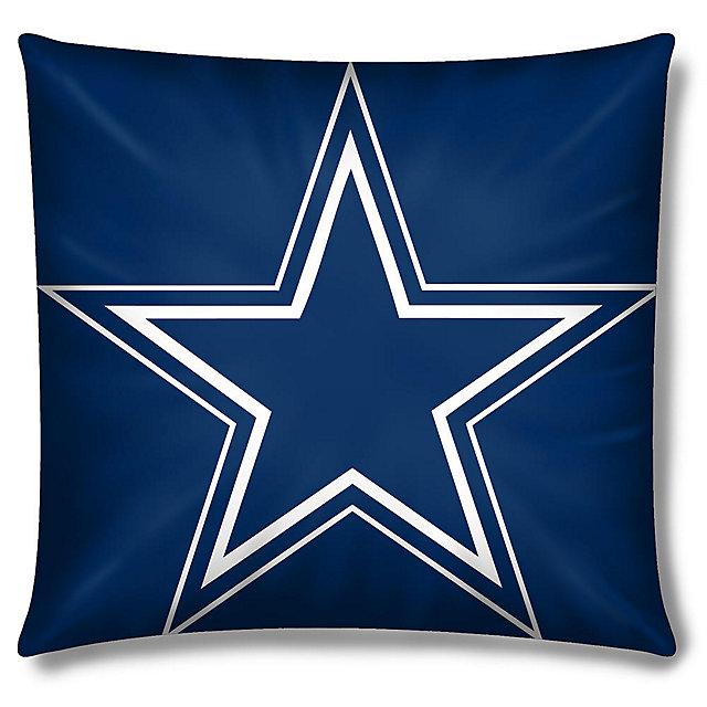 "Dallas Cowboys 15"" Printed Toss Pillow"