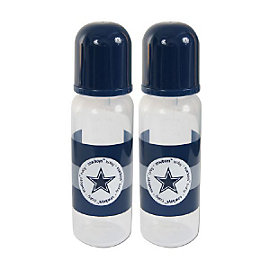Dallas Cowboys 2-Pack Baby Bottle