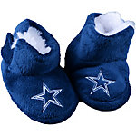 Dallas Cowboys Baby High Boot Slippers