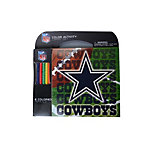Dallas Cowboys Color & Carry Set