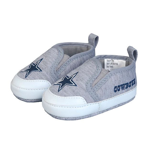 Dallas Cowboys Baby Pre-Walk Shoes