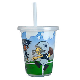 Dallas Cowboys Kids Sip & Go Cups