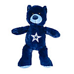 Dallas Cowboys Blue Teddy Bear 14-Inch