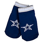 Dallas Cowboys Skidders Baby Socks