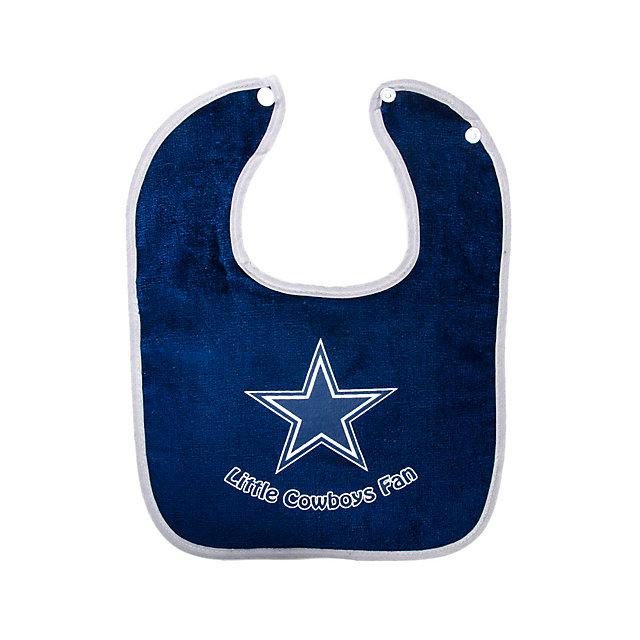 Dallas Cowboys Navy Snap Bib