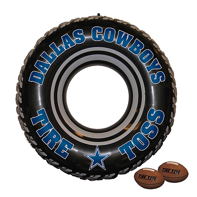 Dallas Cowboys Tire Toss Game