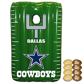 Dallas Cowboys Team Toss Game