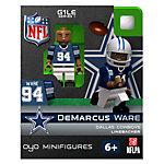 Dallas Cowboys DeMarcus Ware OYO Minifigure