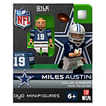 Dallas Cowboys Miles Austin OYO Minifigure