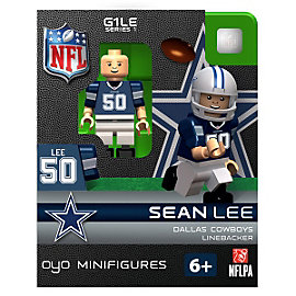Dallas Cowboys Sean Lee OYO Minifigure