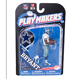 Dez Bryant McFarlane Playmaker Series 4 Action Figure