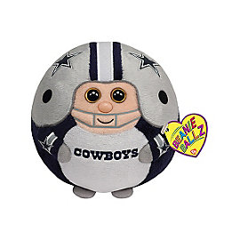 Dallas Cowboys TY Beanie Ball - 5 inch