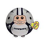 Dallas Cowboys TY Beanie Ball - 5 inch