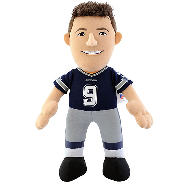 Dallas Cowboys 10-Inch Tony Romo Bleacher Creature