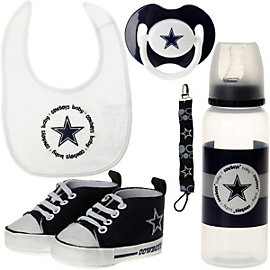 Dallas Cowboys 5-Piece Baby Set