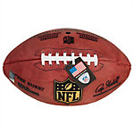 Dallas Cowboys Troy Aikman and Emmitt Smith Autographed Football